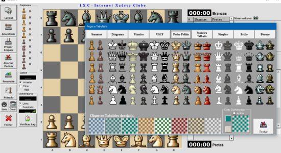 ixc xadrez